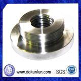 Peças de metal feitas à máquina torno do CNC