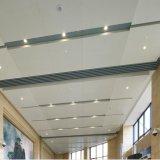 Plafond faux en aluminium de nid d'abeilles composé de sandwich pour l'intérieur et l'usage extérieur