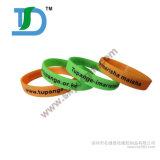 Bracelet fait sur commande de silicones/bracelet en gros de silicones