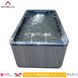 Perspex Black Acrylic Swim SPA met Massage 680 van de Jacuzzi