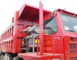 대형 트럭 Hova 371HP 6*4 광업 덤프 트럭