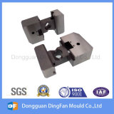 Pieza que trabaja a máquina del CNC del surtidor de China para el sensor