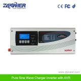 C.C. pura da onda de seno ao inversor 4000W 5000W 6000W da C.A. AVR
