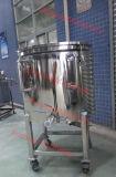 Réservoir de stockage liquide de l'acier inoxydable SUS304 avec le polonais de miroir