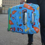 Heiße Verkaufs-Großverkaufform schützender wasserdichter Gepäck-Deckel