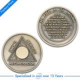 Pièce de monnaie de /Police/Award/Defense d'enjeu/souvenir d'OEM de coutume