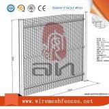 Puder beschichtete das 358 Sicherheits-Ineinander greifen-Panel-Zaun
