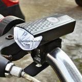 Lumière rechargeable de bicyclette de haute énergie