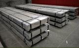 Suppling Ámérica do Sul com a folha de aço 0.14-0.6mm*820-1060mm da telhadura do zinco de alumínio