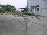 Type économique capteur solaire de tube électronique d'acier inoxydable