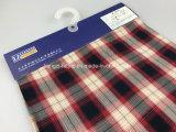 Verificación teñida hilado 100% del rayón Fabric-Lz7450