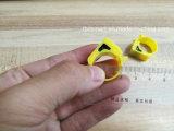 Heiße verkaufende preiswerte der Identifikation-Hitags256 Taube-Ring-Bänder Chip-Marken-RFID Norge