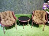 등나무 실내 옥외 대중음식점 더미 의자