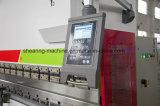 Freio da imprensa hidráulica de Jsd 250t com o controlador do CNC de Delem