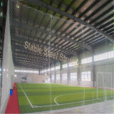 Leichte Stahlkonstruktion-Gymnastik-Gebäude mit Nizza Entwurf