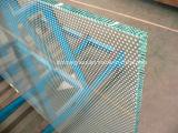 세륨 증명서 Customizable Skidproof 지면 안전한 박판으로 만들어진 유리