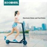 Koowheel запатентовало ребенка самоката пинком укротителя отроческого складывая электрический самокат