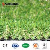 5-10 леты лужайки травы гарантированности искусственной синтетической для сада