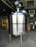 1000 de Bewogen Tank van de liter Roestvrij staal