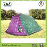 5 Personen-doppelte Schicht-kampierendes Zelt mit Wohnzimmer