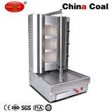 Machine de Doner Kebab d'acier inoxydable pour griller
