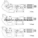 микрометры V-Наковальни 5-20mm с градацией 0.01mm