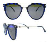 Les lunettes de soleil bon marché en gros ont polarisé des lunettes de soleil de l'Italie de lunettes de soleil