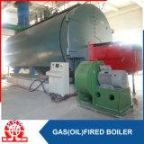 Gas di alta qualità 4t/H-1.0MPa e caldaia a vapore a petrolio