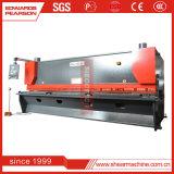 Stahlmetall-CNC-Guillotine-scherende Maschine