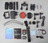 H8r 사진기가 직업적인 수중 비디오 촬영기 4k/30fps Ambarella A12 소니 센서 헬멧 사진기에 의하여 2.4GHz 원격 제어 WiFi