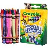 Crayon 6PCS respectueux de l'environnement pour les étudiants de l'école