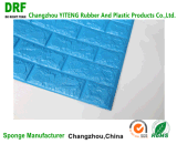 3D PE Foam Wallpaper Wonderful Color 3D Wall Panel