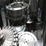 큰 수용량 가스 음료 충전물 기계장치