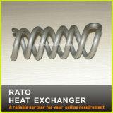 Пробка теплообменного аппарата нержавеющей стали AISI304