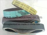 실리콘 탄화물 연마재는 금속 강철 스테인리스 유리 또는 나무를 위한 533*30를 띠를 맨다