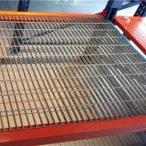 Panel de rejilla de acero para plataforma