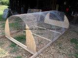 Шестиугольное ограждая плетение провода для фермы