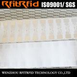 Tag programáveis da etiqueta do estrangeiro H3 RFID da freqüência ultraelevada 860-960MHz