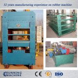 Type de bâti vulcanisateur hydraulique en caoutchouc exporté vers le Russe