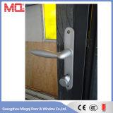 주문을 받아서 만들어진 디자인을%s 가진 안뜰 문을 미끄러지는 알루미늄 합금