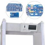 Zonen-Torbogen-Metalldetektor des WiFi Anschluss-24 mit der 255 Stufen-Empfindlichkeit