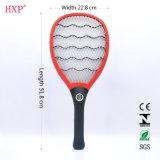 Raquete recarregável do mosquito da alta qualidade com lanterna elétrica