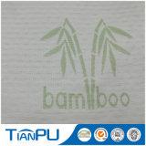 Materasso di ticchettio di formato della regina ritardato fuoco del tessuto del materasso di bambù