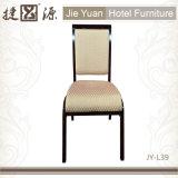 O alumínio acolchoou o empilhamento das cadeiras do banquete (JY-L39)