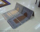 Couvre-tapis musulman se pliant de présidence de prière de qualité