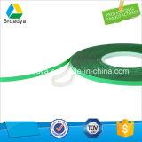 L'enduit bilatéral Acrylique-A basé la bande transparente adhésive du ruban 3m (BY3080C)