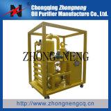 ZYD dupla fase de vácuo transformador purificador de óleo