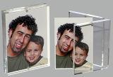 広告135の磁気明確なアクリルの写真フレームをカスタマイズしなさい