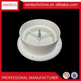 Тарельчатый клапан алюминия отражетеля воздуха системы HVAC