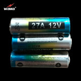 Súper batería alcalina 12V 27A con la tarjeta de la ampolla